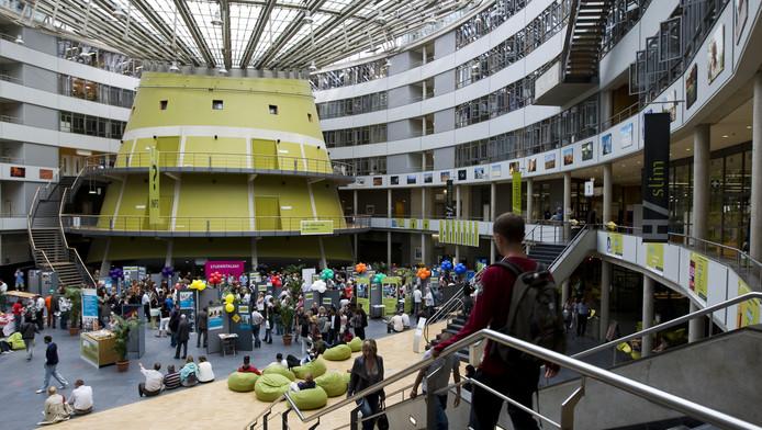 Open dag op de Haagse Hogeschool. Foto ter illustratie.