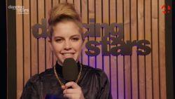 """Bab Buelens is online reporter bij 'Dancing with the Stars': """"Ingestudeerde pasjes? Niets voor mij"""""""