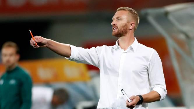 """Wim De Decker wil voetballen naar de cultuur van AA Gent: """"Ik vraag geen versterking"""""""