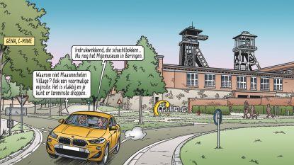 De Kiekeboes komen naar Limburg