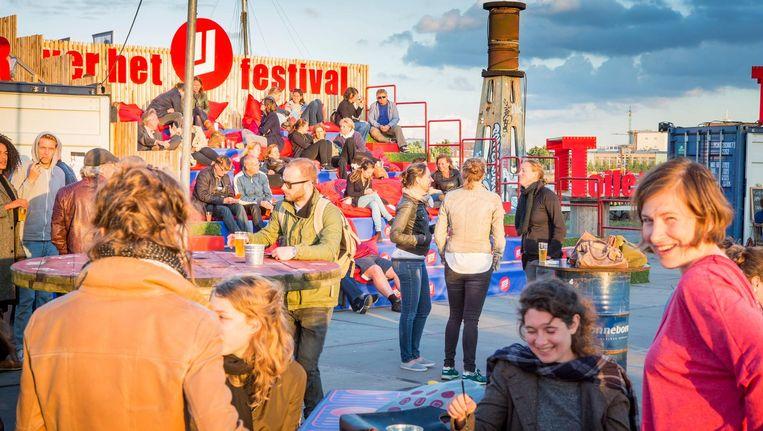 Vijftien voorstellen bij Over het IJ festival Beeld Saskia  den Engelsman
