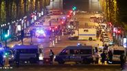 """Franse overheid: """"Bloedbad vermeden op de Champs-Elysées"""""""