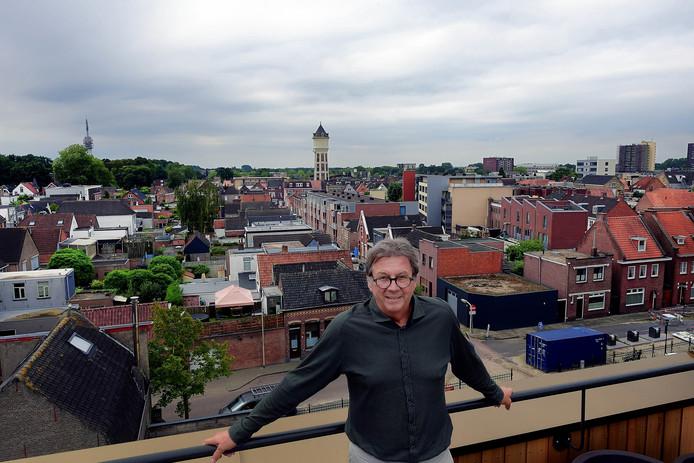 Cor Verbogt leidt samen met de stichting Roosendaal 750 Jaar de festiviteiten in goede banen.