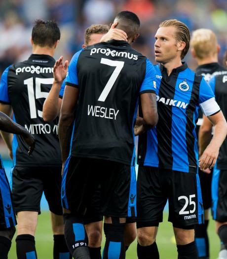 Club Brugge wint Belgische Supercup bij sterk debuut Groeneveld