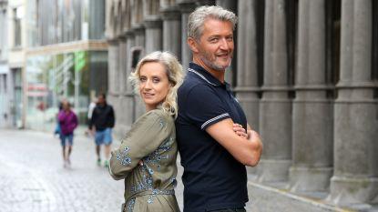 """Vanya Wellens en Kürt Rogiers zijn de topvedetten van 'Thuis' en 'Familie': """"Maar de reacties zijn soms zó heftig"""""""