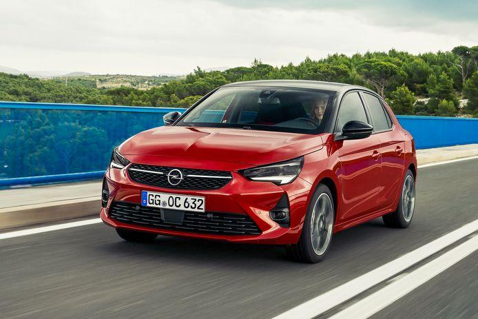 De nieuwe Opel Corsa.