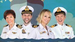 Deze BV's testen hun zeebenen uit voor 'Cruise Nostalgie'