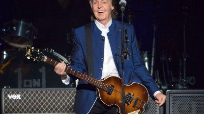 """Interview met Paul McCartney: """"Ik weet nog steeds niet hoe ik liedjes moet schrijven"""""""