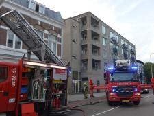 Veel rook bij brand in Italiaans restaurant Bezuidenhoutseweg