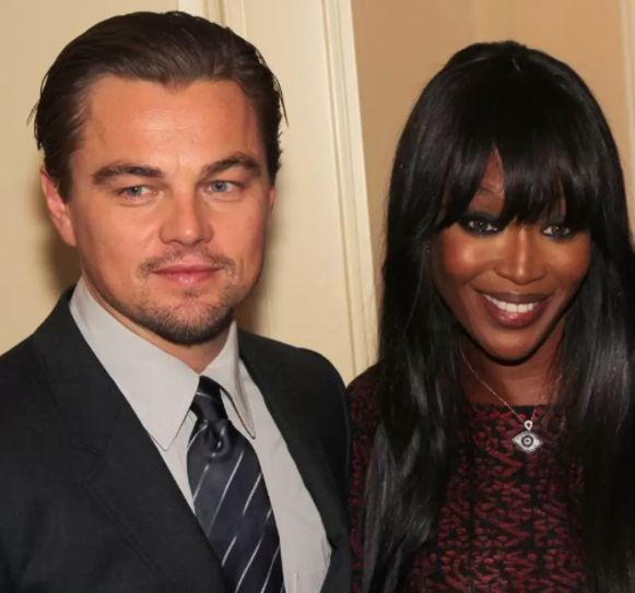 Leonardo en Naomi.