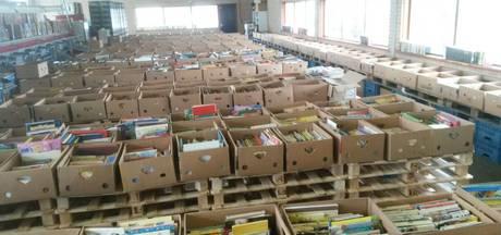 15.000 boeken in schuur Brakel: snuffelen maar