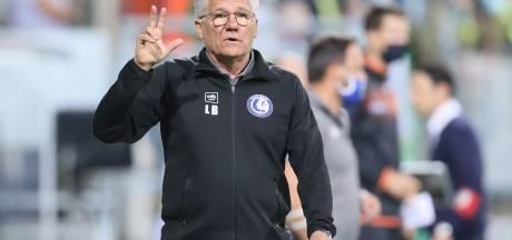 Laszlo Bölöni remercié par La Gantoise après trois matchs, Wim De Decker nouveau T1