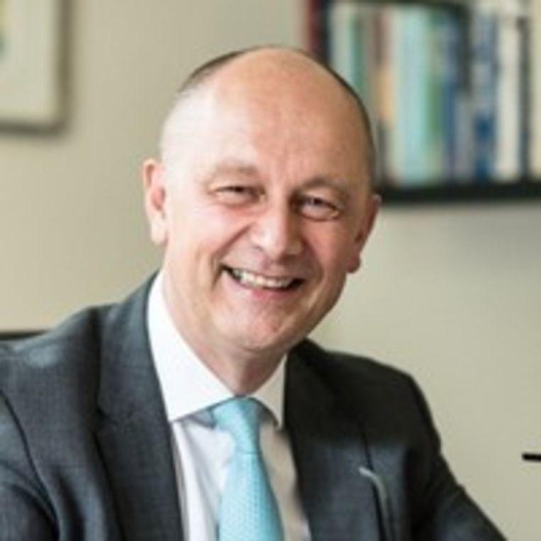 Karel Baert wordt de nieuwe CEO van Febelfin.