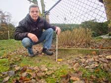 Woningen Sluiskil kampen met (te) hoog grondwaterpeil