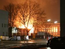 Platowood Arnhem: 'Bedrijfsvoering door brand niet in gevaar, we hopen op snelle herstart productie'