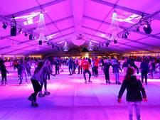 Reusel heeft de grootste ijsbaan van Brabant; 'Heb grootste deel van mijn vakantiedagen ervoor bewaard'