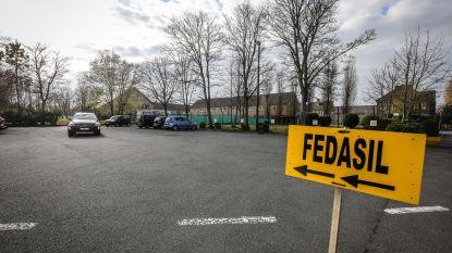 Burgemeester heft lockdown asielcentrum in Koksijde op