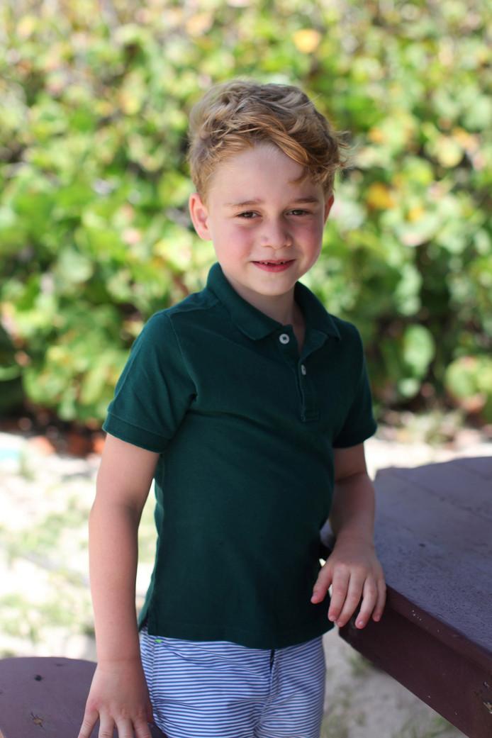 Prins George.