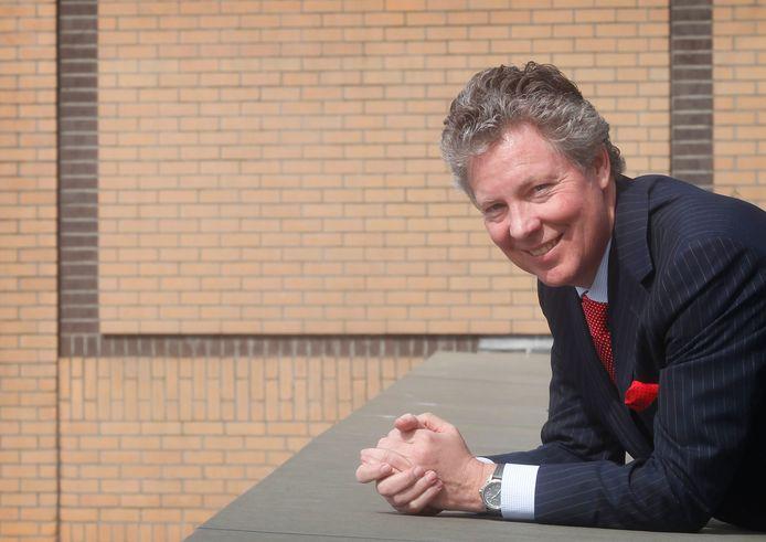 Stefan Rosu, directeur Philharmonie Zuidnederland.