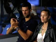 Djokovic en echtgenote testen negatief op coronavirus
