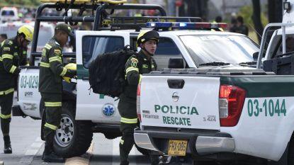 Explosie nabij politieacademie in Colombia: minstens 8 doden en 10 gewonden