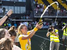 Paumen neemt met nieuwe landstitel afscheid van hockeysters Den Bosch