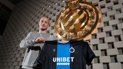 Club Brugge heeft targetspits beet: Michael Krmencik tekent contract voor 3,5 jaar