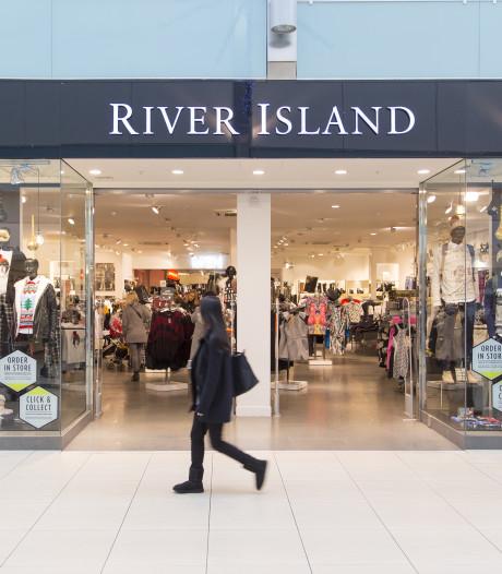 River Island sluit zijn winkels in Nederland en België