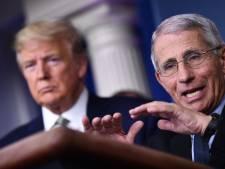 """Un expert et conseiller de Trump évoque """"100.000 à 200.000 morts potentiels"""" aux États-Unis"""
