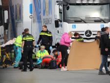 Motorrijder zwaargewond bij ongeval in Naaldwijk