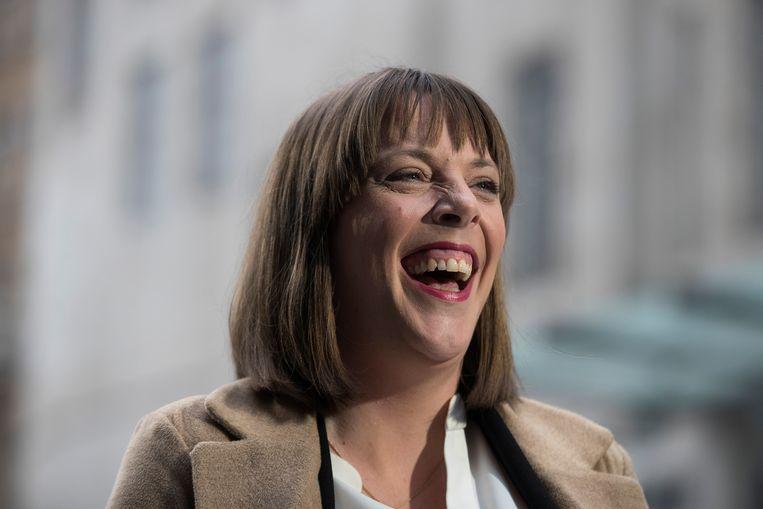 Jess Phillips. Beeld Reuters