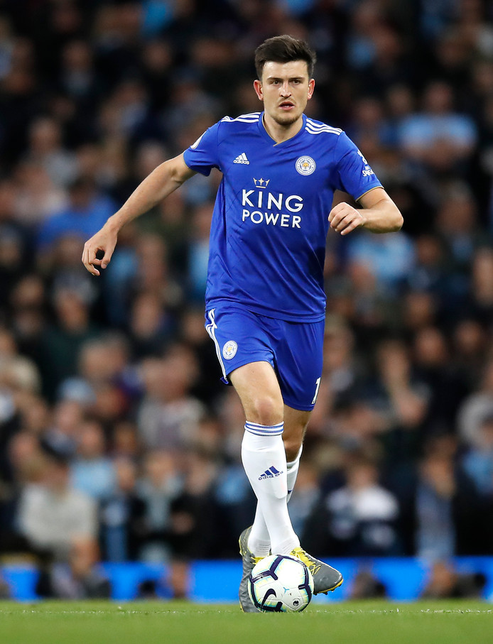 Harry Maguire, Leicester City.
