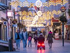 Vlissings centrum hele winter sfeervol verlicht