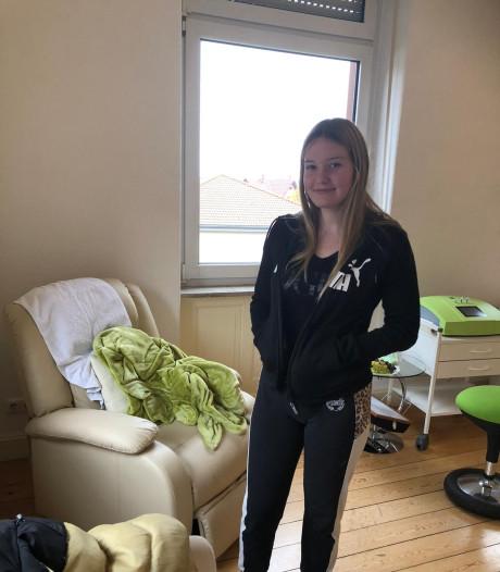 Lichaam van Lisan (17) uit Breda verwoest door ziekte van Lyme, behandeling in Duitsland geeft eindelijk hoop