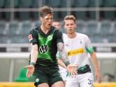 Gladbach heeft geen enkele moeite met Wolfsburg
