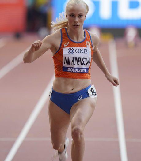 Twee sprintzeges Van Hunenstijn in Brussels Grand Prix