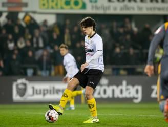 Mathéo Parmentier debuteert bij Lokeren tegen OH Leuven
