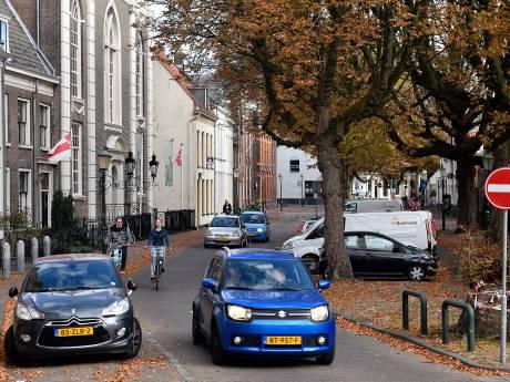 Bezoeker binnenstad Amersfoort moet naar parkeergarage