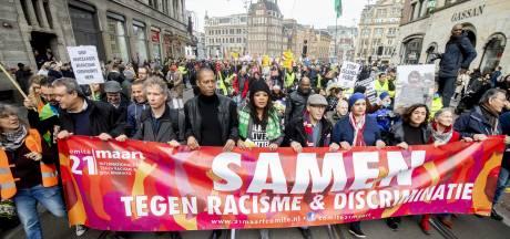 Protestmarst Amsterdam: oproep tot 'Europa zonder racisme'