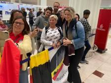 """Le """"Kimback"""" se rapproche, Clijsters est arrivée à Dubaï: """"Pas de stress"""""""