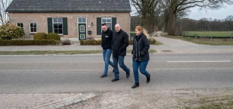 Reconstructie Rucphensweg leidt tot zorgen in Klein-Zundert