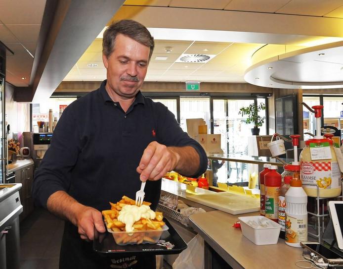 Restaurant Azië van Jim Reijerses in Terneuzen.