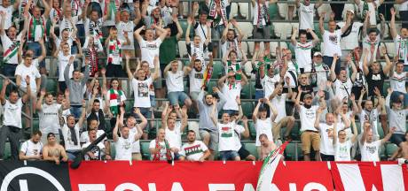 Veertiende landstitel voor Legia Warschau