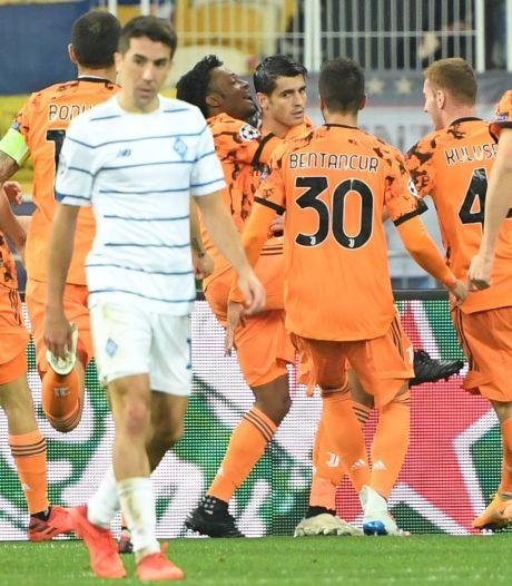 Morata neemt Juventus bij de hand, Club Brugge wint dankzij assist Vormer in slotseconde bij Zenit