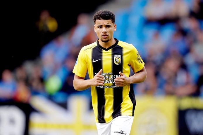 Armando Obispo wil via een tussenstap bij Vitesse alsnog slagen bij PSV.