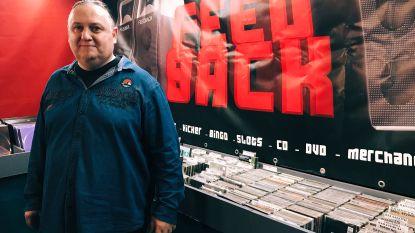 """Legendarische cd- en platenwinkel maakt comeback: """"Feedback is terug"""""""