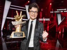 The Voice-winnaar Dennis van Aarssen treedt op in Afas Live