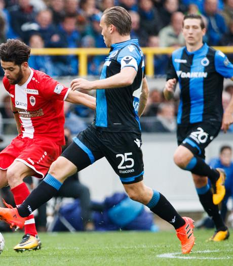 Club Brugge loopt verder uit aan kop in België