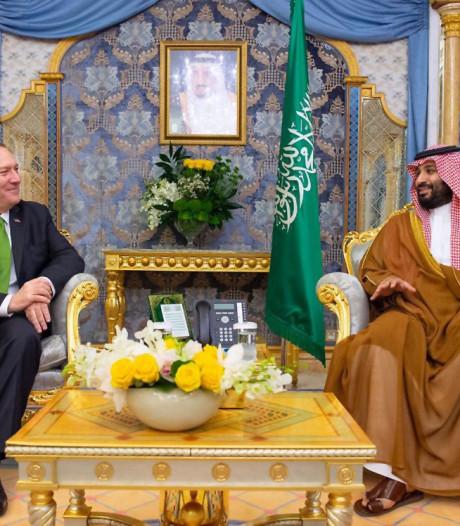 Pompeo: VS steunen Saoedi-Arabië, bedreigingen door Iran onacceptabel