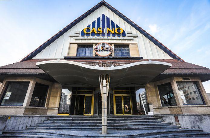 De feiten speelden zich af in het vroegere casino van Middelkerke.